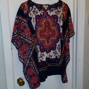 Tops - Scarf style top